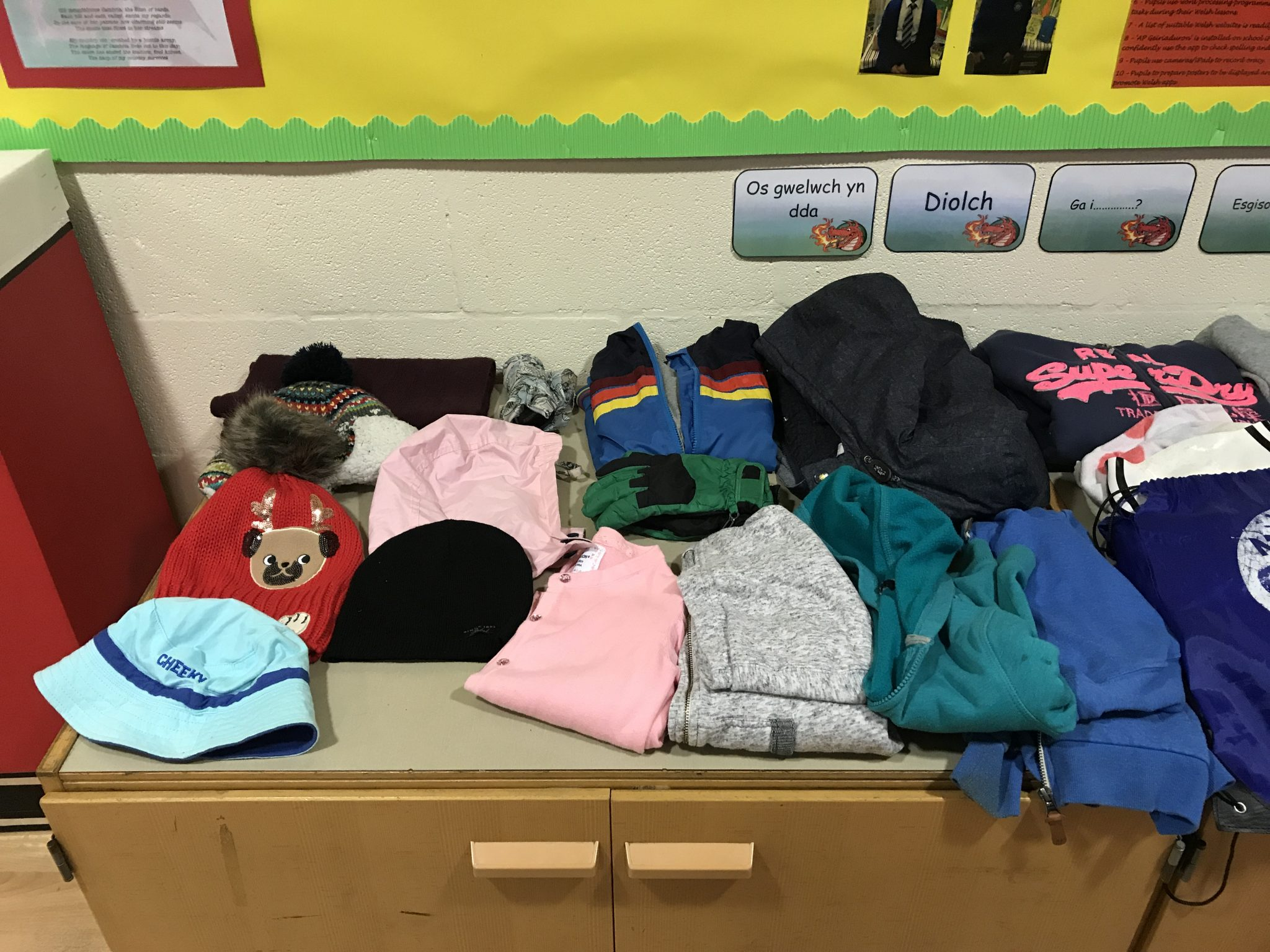 Lost Property – Do you recognise any of this?